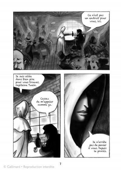 Page 3 Sailor Twain ou la sirène dans l'Hudson