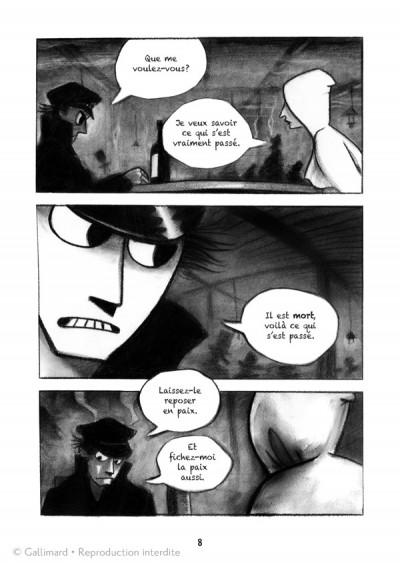 Page 4 Sailor Twain ou la sirène dans l'Hudson