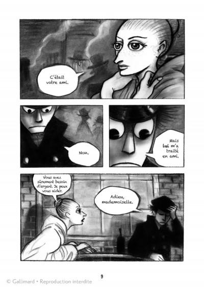 Page 5 Sailor Twain ou la sirène dans l'Hudson