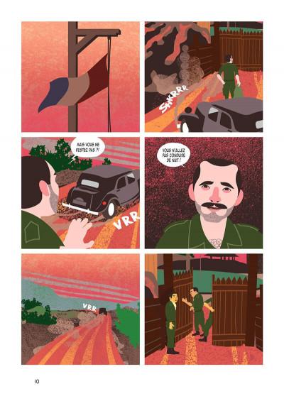 Page 8 La concubine rouge