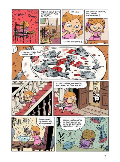 Page 5 Les malheurs de Sophie