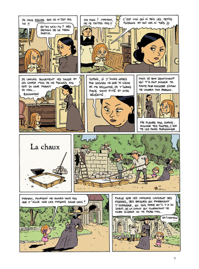 Page 7 Les malheurs de Sophie