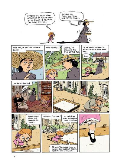 Page 8 Les malheurs de Sophie