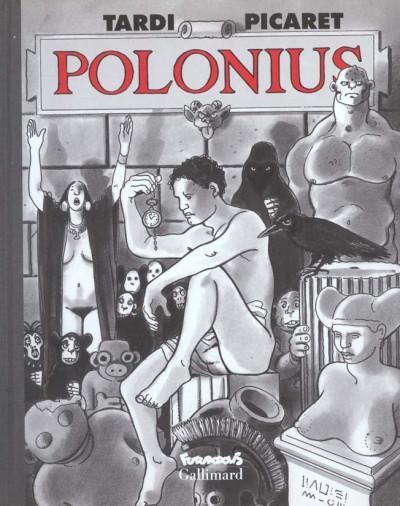 Couverture Polonius