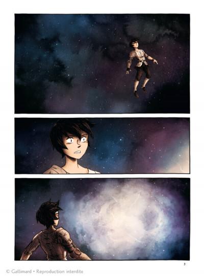 Page 1 La flamme et l'orage tome 3