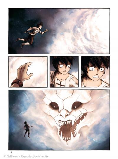 Page 2 La flamme et l'orage tome 3