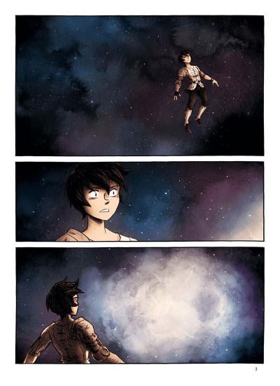 Page 5 La flamme et l'orage tome 3
