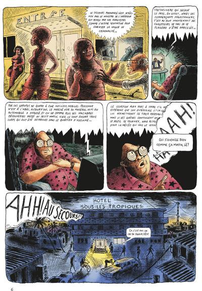 Page 7 Commissaire Kouamé - Un si joli jardin