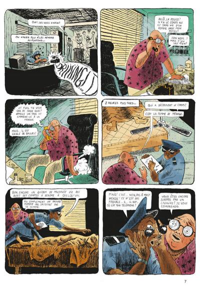 Page 8 Commissaire Kouamé - Un si joli jardin