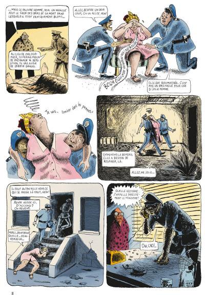 Page 9 Commissaire Kouamé - Un si joli jardin