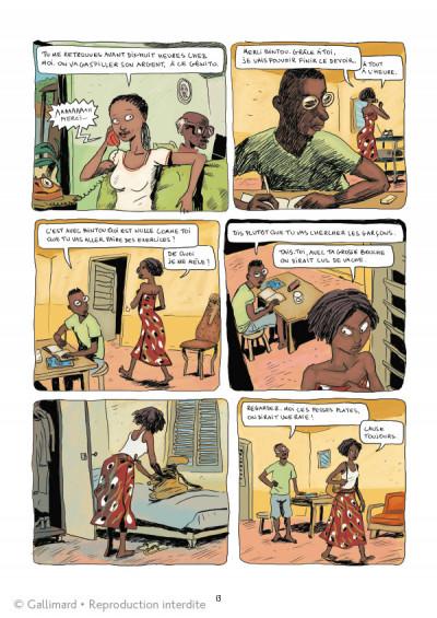 Page 5 Aya de Yopougon - intégrale tome 1
