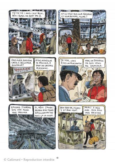 Page 2 Aya de Yopougon - intégrale tome 2