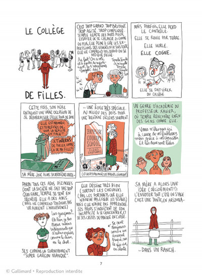 Page 3 Culottées tome 2