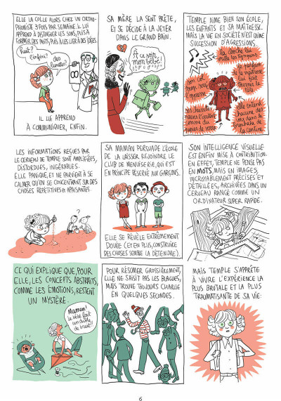 Page 5 Culottées tome 2