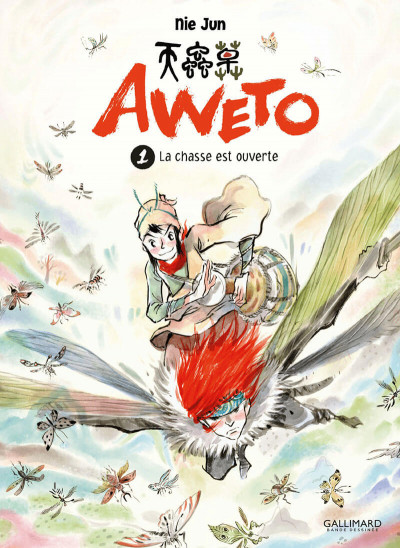 Couverture Aweto tome 1
