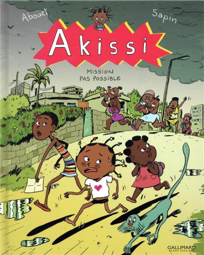 Couverture Akissi tome 8