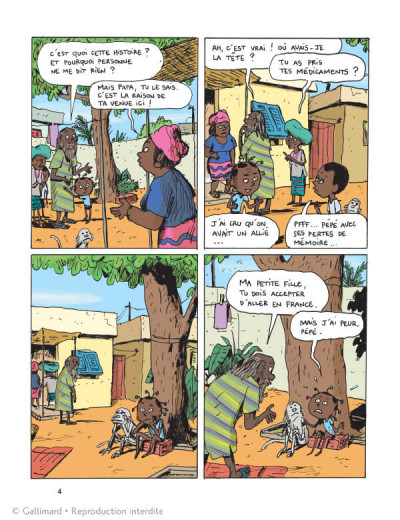 Page 2 Akissi tome 8