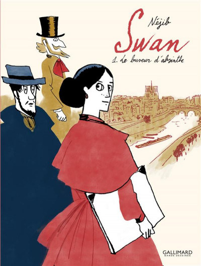 Couverture Swan tome 1