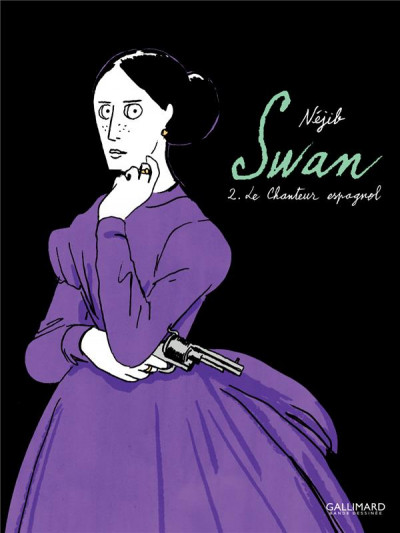 Couverture Swan tome 2