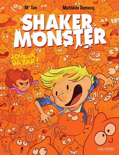 Couverture Shaker monster tome 3