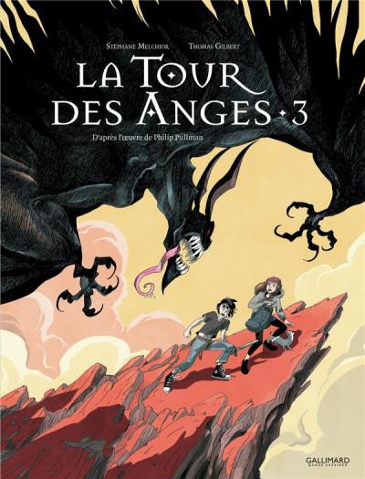 Couverture La tour des anges tome 3