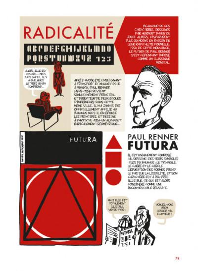 Page 4 ABCD de la typographie