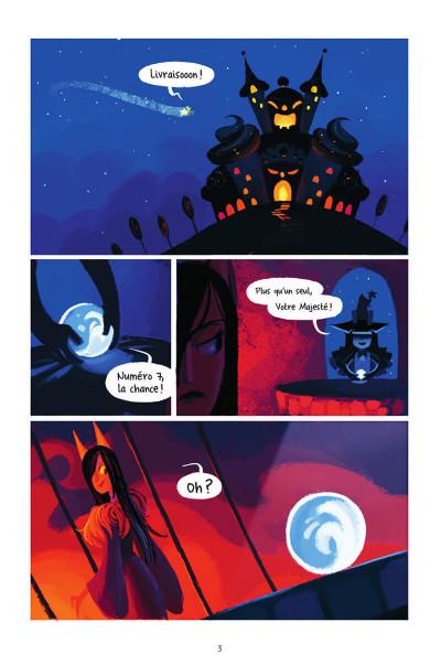 Page 3 La grande aventure de concombre tome 1