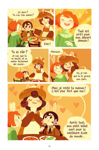 Page 9 La grande aventure de concombre tome 1