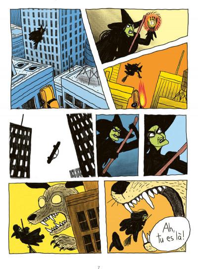 Page 8 Sacrées sorcières
