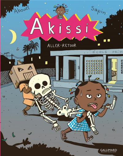 Couverture Akissi tome 9