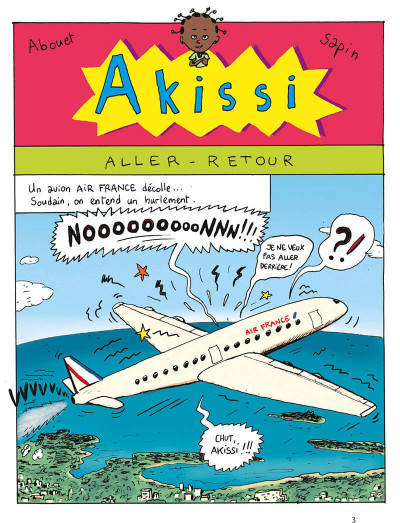 Page 5 Akissi tome 9