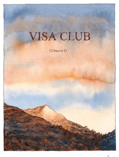 Page 4 Visa transit tome 1