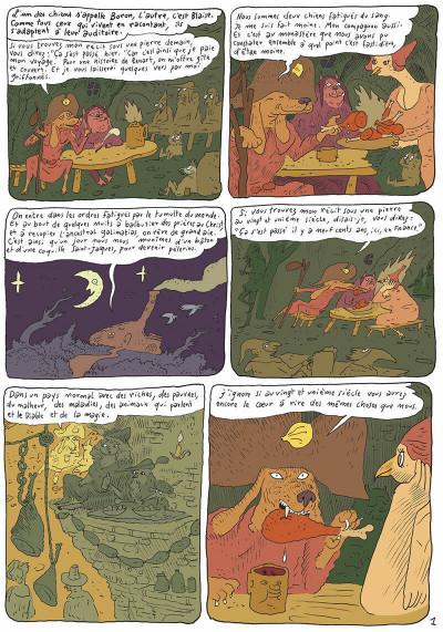 Page 5 La chanson de Renart tome 1