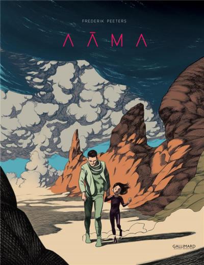 Couverture Aâma - intégrale