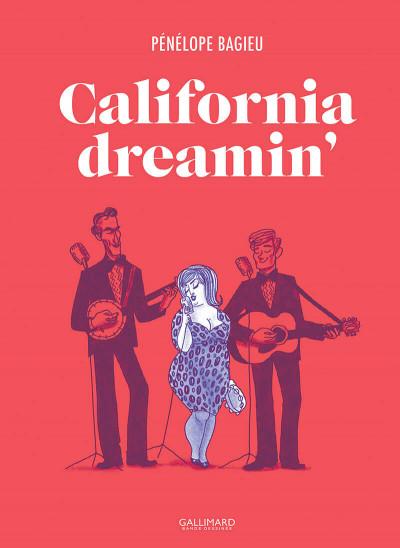 Couverture California dreamin