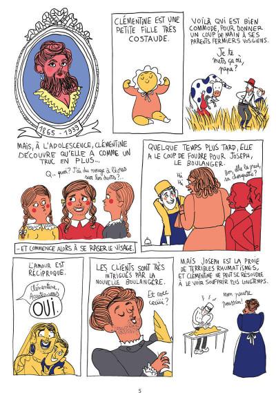 Page 4 Culottées - intégrale
