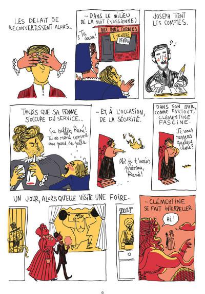 Page 5 Culottées - intégrale