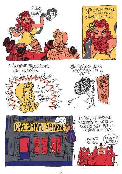 Page 6 Culottées - intégrale