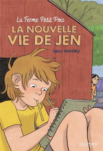 Couverture La nouvelle vie de Jen - La ferme Petit Pois