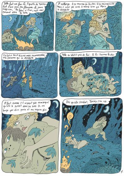 Page 8 La chanson de Renart tome 2
