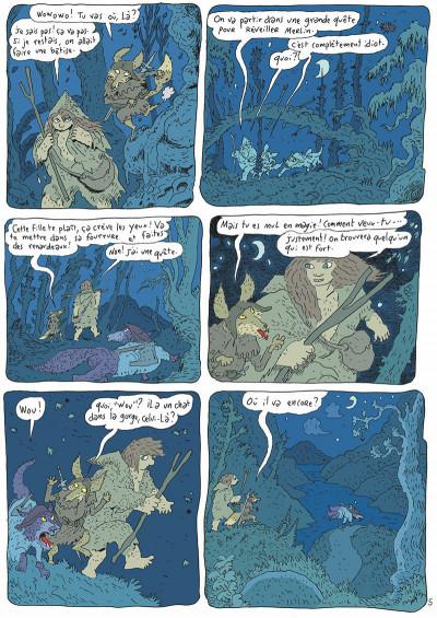Page 9 La chanson de Renart tome 2