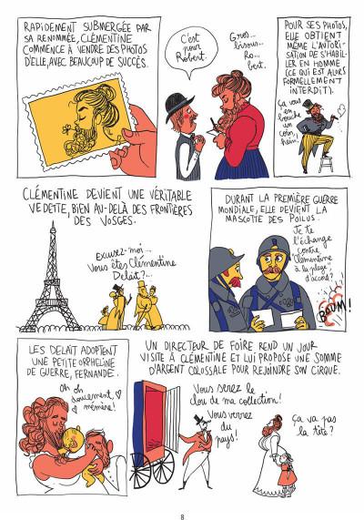 Page 7 Culottées - intégrale