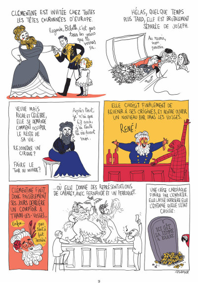 Page 8 Culottées - intégrale