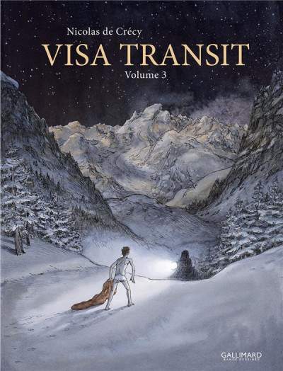 Couverture Visa transit tome 3