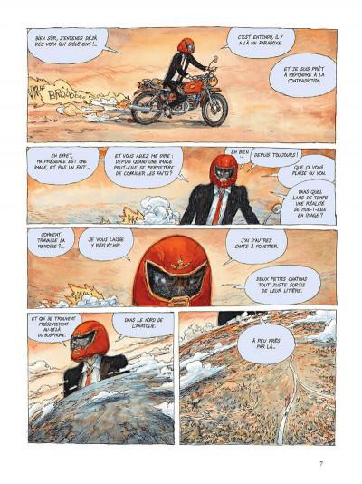 Page 8 Visa transit tome 3