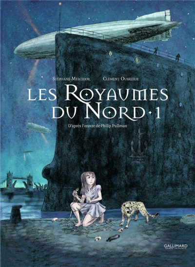 Couverture Les royaumes du Nord tome 1