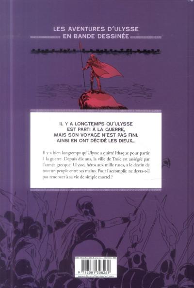 Dos Odyssée tome 1 - la malédiction des pierres noires