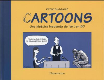 image de (C)Artoons, une histoire insolente de l'art en BD