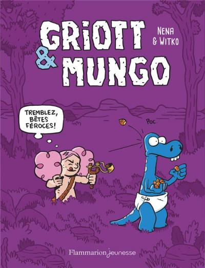 Couverture Griott et Mungo tome 2