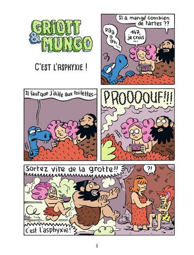 Page 5 Griott et Mungo tome 2